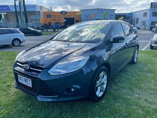 2011 Ford Focus LW Trend PwrShift Silver 6 Speed Sports Automatic Dual Clutch Hatchback.