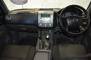 2008 Mazda BT-50 08 Upgrade B3000 Freestyle SDX (4x4) Silver 5 Speed Manual Pickup.