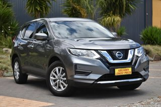 2018 Nissan X-Trail T32 Series II TS X-tronic 4WD Grey 7 Speed Constant Variable Wagon.