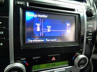 2012 Toyota Camry AVV50R Hybrid H Grey 1 Speed Constant Variable Sedan Hybrid.
