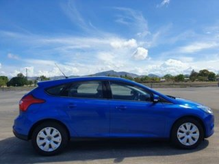 2012 Ford Focus LW Ambiente PwrShift Winning Blue 6 Speed Sports Automatic Dual Clutch Hatchback