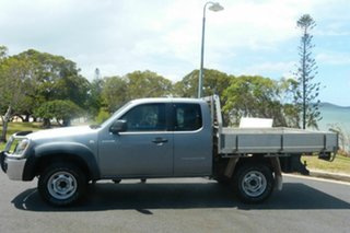 2008 Mazda BT-50 UNY0E3 DX+ Freestyle Grey 5 Speed Manual Cab Chassis