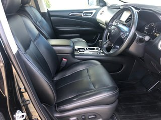2014 Nissan Pathfinder R52 MY14 ST-L X-tronic 4WD Black 1 Speed Constant Variable Wagon