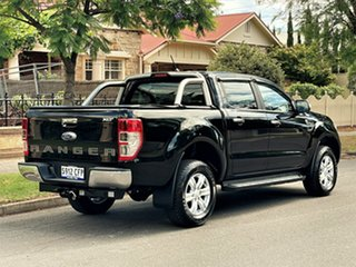 2020 Ford Ranger PX MkIII 2020.25MY XLT Black 10 Speed Sports Automatic Double Cab Pick Up