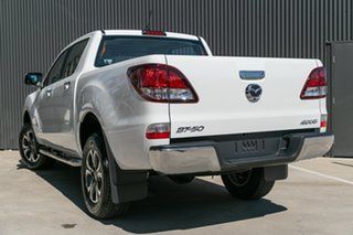 2019 Mazda BT-50 UR0YG1 XTR 4x2 Hi-Rider Cool White 6 Speed Sports Automatic Utility