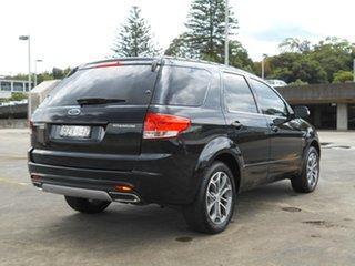 2011 Ford Territory SZ Titanium Seq Sport Shift AWD Black 6 Speed Sports Automatic Wagon