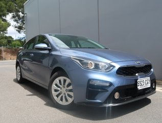 2019 Kia Cerato BD MY20 S Blue 6 Speed Sports Automatic Hatchback.