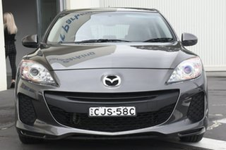 1120 Mazda 3 BL10F2 Neo Activematic Grey 5 Speed Sports Automatic Hatchback