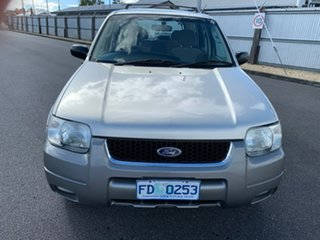2004 Ford Escape ZB XLT Gold 4 Speed Automatic SUV