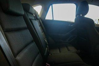2017 Mazda CX-5 MY17 Maxx Sport (4x2) Blue 6 Speed Automatic Wagon