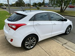 2015 Hyundai i30 GD3 Series II MY16 SR Premium Creamy White 6 Speed Sports Automatic Hatchback