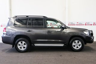 2015 Toyota Landcruiser VDJ200R GXL Graphite 6 Speed Sports Automatic Wagon