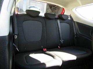 2013 Hyundai i20 PB MY14 Active Red 6 Speed Manual Hatchback