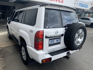 2006 Nissan Patrol GU IV MY05 ST 4 Speed Automatic Wagon