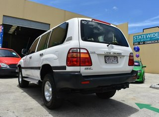 1998 Toyota Landcruiser FZJ105R GXL (4x4) White 4 Speed Automatic 4x4 Wagon