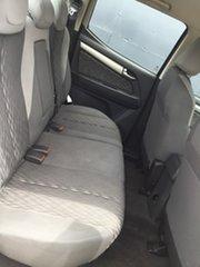 2015 Holden Colorado RG MY15 LT Crew Cab White 6 Speed Manual Utility