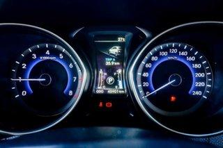 2012 Hyundai i30 GD Elite Red/Black 6 Speed Sports Automatic Hatchback