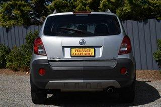 2013 Holden Captiva CG MY13 5 LT Silver 6 Speed Sports Automatic Wagon