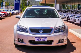 2015 Holden Caprice WN II MY16 V Silver 6 Speed Sports Automatic Sedan