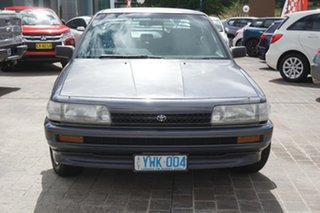 1992 Toyota Camry SV21 Olympic Spirit Blue 4 Speed Automatic Sedan.
