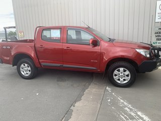 2013 Holden Colorado RG MY14 LX Crew Cab 6 Speed Manual Utility