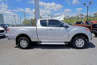 2013 Mazda BT-50 UP0YF1 XTR Freestyle Silver 6 Speed Sports Automatic Utility