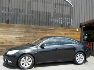 2013 Opel Insignia IN Black 6 Speed Sports Automatic Sedan