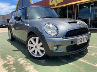 2007 Mini Hatch R56 Cooper S 6 Speed Manual Hatchback.