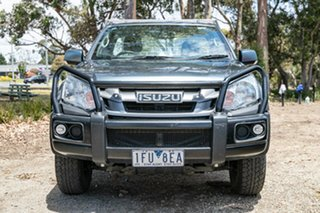 2015 Isuzu D-MAX MY15 SX 4x2 High Ride Blue 5 Speed Sports Automatic Cab Chassis