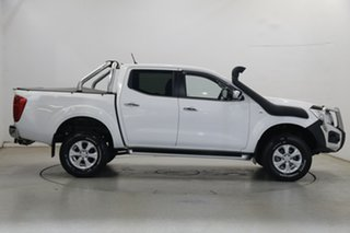 2016 Nissan Navara D23 ST White 6 Speed Manual Utility