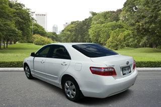 2008 Toyota Camry ACV40R Altise White 5 Speed Automatic Sedan.