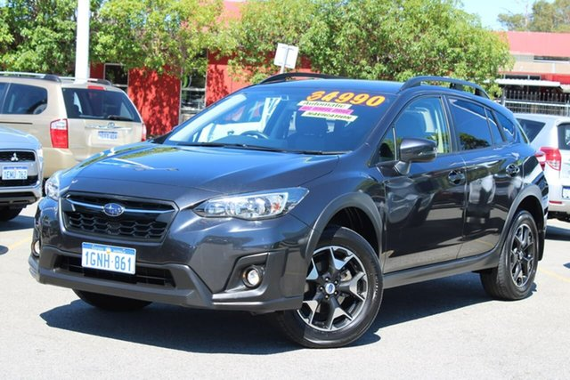 Used Subaru XV G5X MY19 2.0i-L Lineartronic AWD Midland, 2018 Subaru XV G5X MY19 2.0i-L Lineartronic AWD Grey 7 Speed Constant Variable Wagon