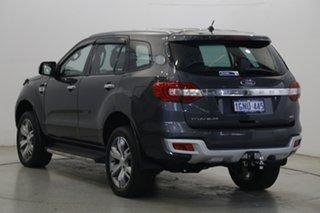 2017 Ford Everest UA Titanium Grey 6 Speed Sports Automatic SUV