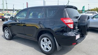 2011 Toyota RAV4 ACA38R MY11 CV 4x2 Black 5 Speed Manual Wagon