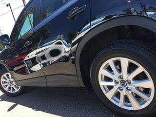 2013 Mazda CX-5 KE1031 MY13 Maxx SKYACTIV-Drive AWD Sport Black 6 Speed Sports Automatic Wagon