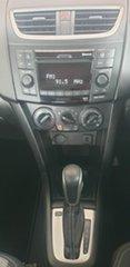 2012 Suzuki Swift FZ RE2 Red 4 Speed Automatic Hatchback