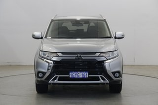 2019 Mitsubishi Outlander ZL MY19 LS 2WD Sterling Silver 6 Speed Constant Variable Wagon.