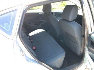 2012 Ford Fiesta WT CL Silver 5 Speed Manual Hatchback