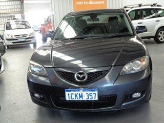 2006 Mazda 3 BK10F1 Maxx Sport Grey 4 Speed Sports Automatic Sedan.