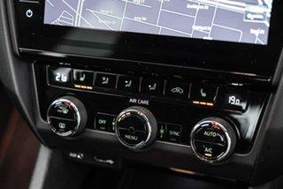 2017 Skoda Octavia NE MY18 RS 245 Black 6 Speed Manual Wagon