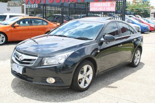 2010 Holden Cruze JG CDX 6 Speed Automatic Sedan.