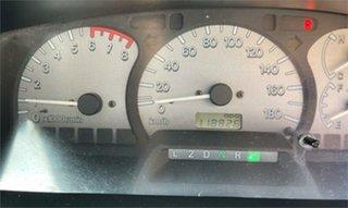 2005 Mitsubishi Delica PD6W Spacegear Chamonix Grey Automatic Van Wagon