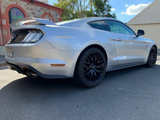 2019 Ford Mustang FN 2019MY GT Silver 10 Speed Sports Automatic Fastback.