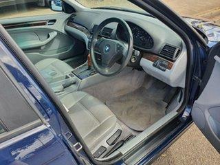 1999 BMW 318i E46 318i Blue 4 Speed Automatic Sedan