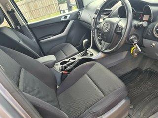 2015 Mazda BT-50 UR0YF1 XTR Silver 6 Speed Sports Automatic Utility