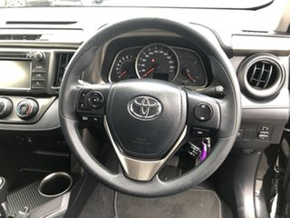 2015 Toyota RAV4 ZSA42R MY14 GX 2WD Black 7 Speed Constant Variable Wagon