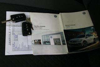 2017 Volkswagen Tiguan 5N MY17 132TSI DSG 4MOTION Comfortline Blue 7 Speed.