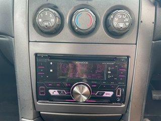 2007 Holden Crewman VZ MY06 S Black 6 Speed Manual Utility