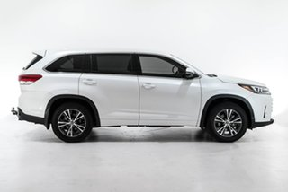 2019 Toyota Kluger GSU55R GX AWD White 8 Speed Sports Automatic Wagon