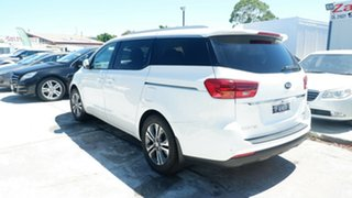 2020 Kia Carnival YP MY20 SLi White 8 Speed Sports Automatic Wagon
